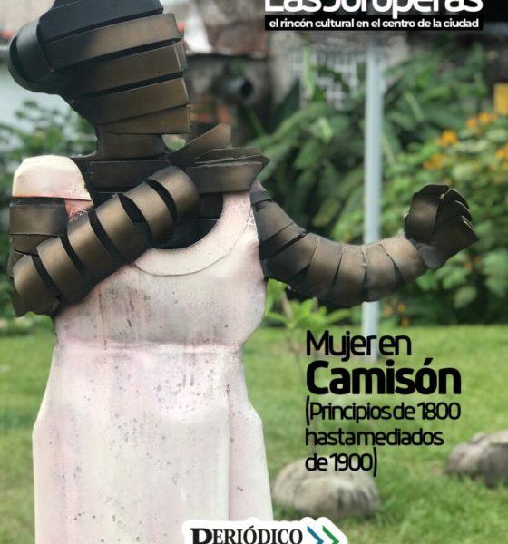 'Joroperas', en el rincón cultural del centro de Villavicencio