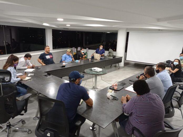 'Periodistas no pueden salir de las marchas': secretaria de Gobierno de Villavicencio
