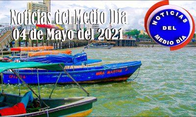 Noticias Del Medio día Buenaventura 04 de Mayo de 2021 | Noticias de Buenaventura, Colombia y el Mundo