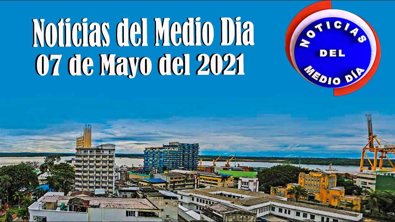 Noticias Del Medio día Buenaventura 07 de Mayo de 2021 | Noticias de Buenaventura, Colombia y el Mundo