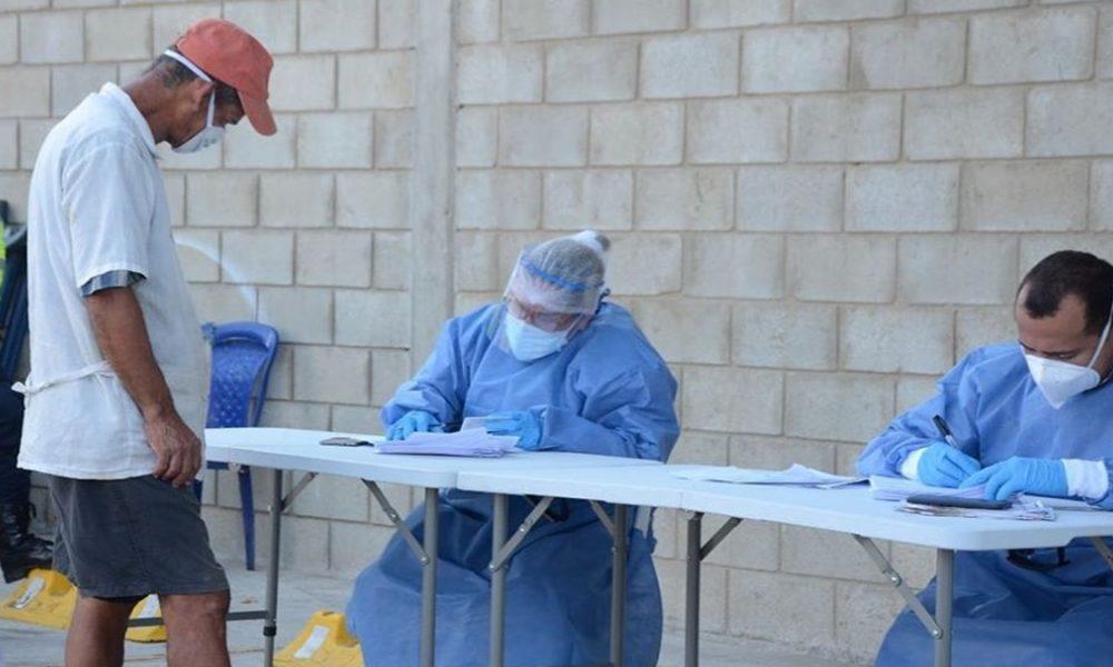 231 nuevos contagios y 10 muertes por Covid-19 este domingo