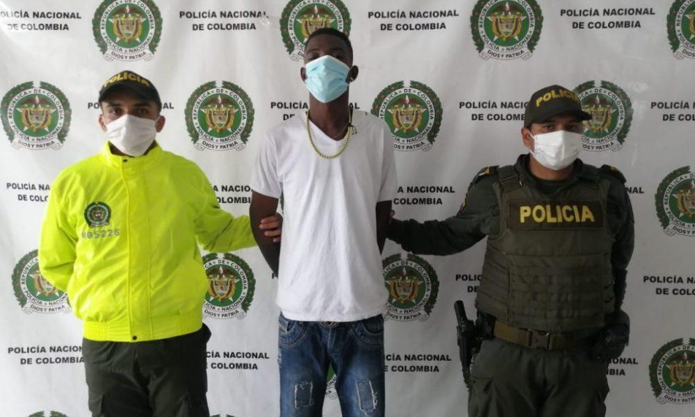 A la cárcel alias Jhonsito, presunto miembro de la organización criminal La Local – Los Espartanos en Buenaventura