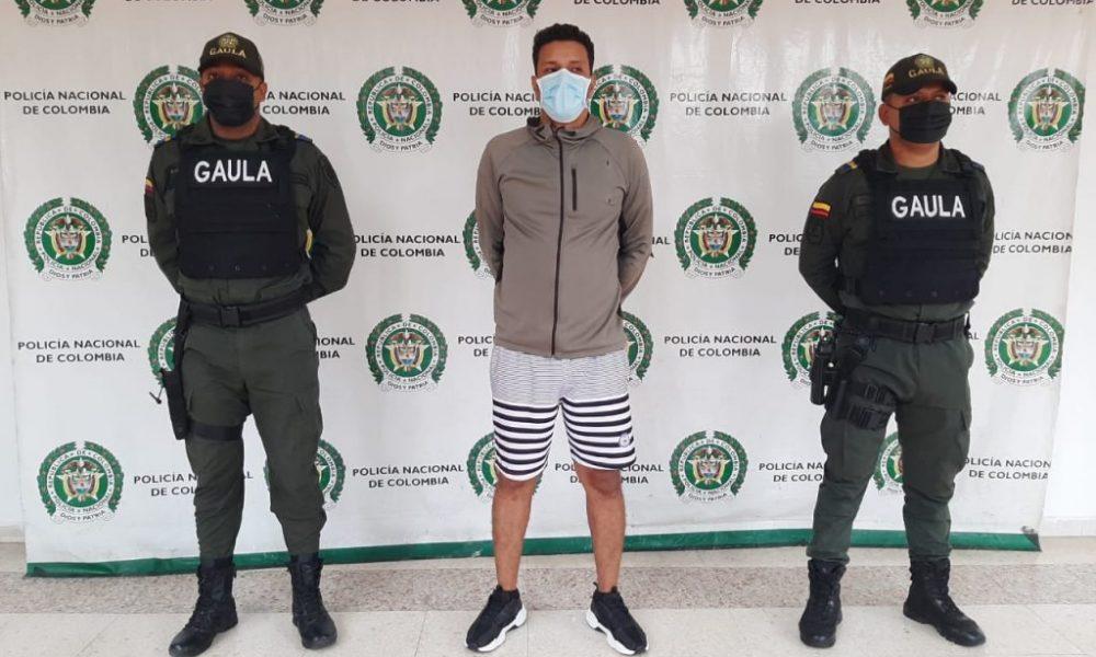 A la cárcel presunto integrante del Frente Segundo Manuel Marulanda Vélez de las disidencias de las Farc