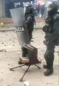 Abren indagación a uniformados del Esmad por utilización de sistema Venom en Popayán