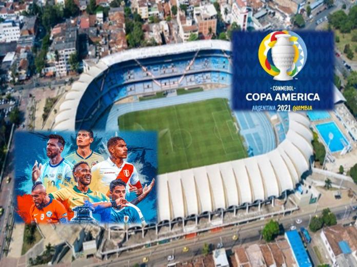 Al Pascual Guerrero le están haciendo adecuaciones para la Copa América, pero Colombia ya no hará el torneo