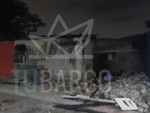 Al presunto responsable de la muerte de Esteban le incendiaron la casa en Barranquilla