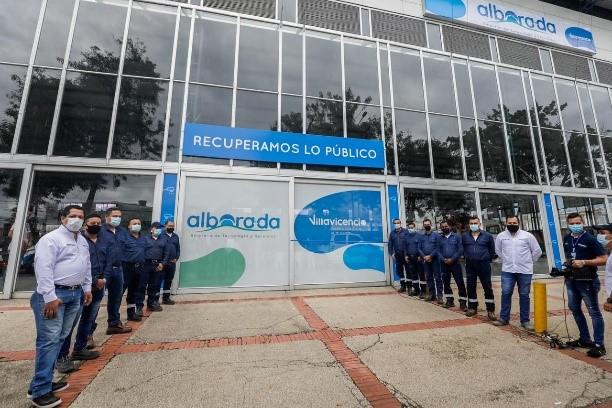 Alborada espera el último 'coletazo' jurídico de Iluminación Villavicencio