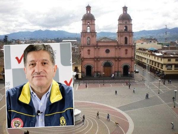 Alcalde ingresó al hospital de Ipiales por Covid-19 pero ya habría sido dado de alta