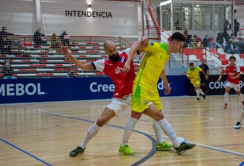Alianza Platanera, eliminado de la Copa Libertadores de Futsal