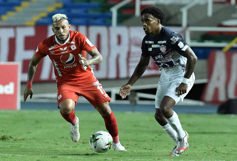 América y Junior: Posibles rivales en Copa Sudamericana