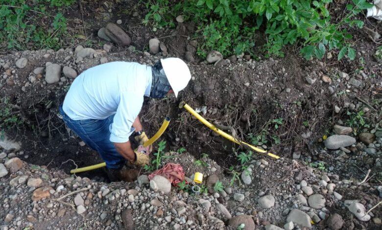 Ampliación de las redes del servicio de gas natural en zona rural de Yopal