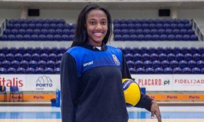 Ana Karina Olaya, la voleibolista de buenaventura que deja el nombre de Colombia en alto con el Porto