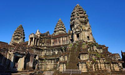 La antigua capital camboyana de Angkor Wat tenía la asombrosa cifra de 900.000 habitantes antes de ser abandonada en 1431, según un nuevo estudio.