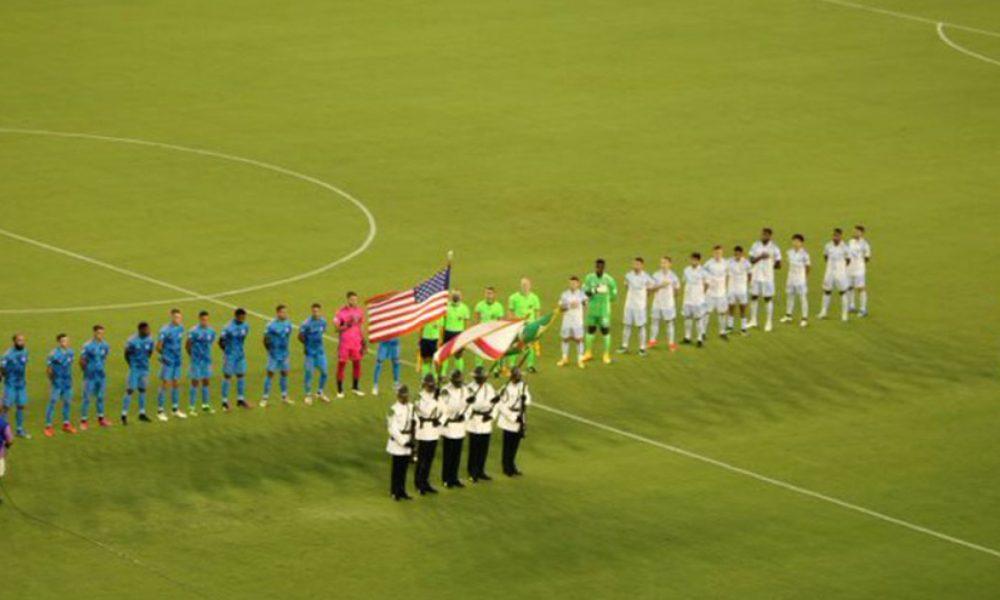Así fue el partido del Inter Miami CF, el primero con estadio lleno en medio de la pandemia