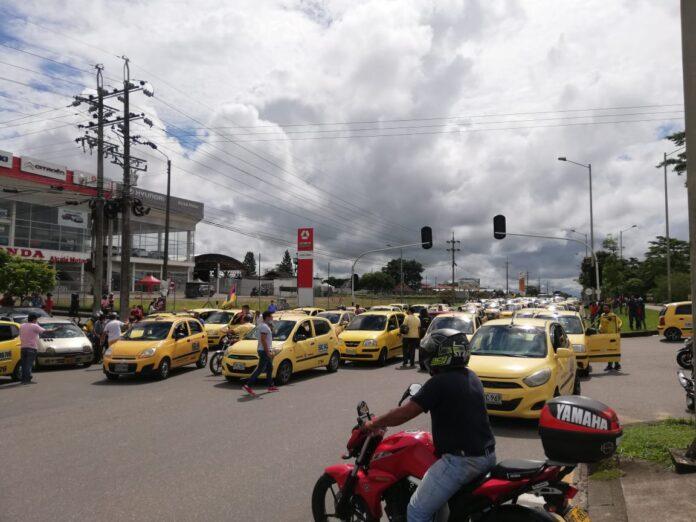Balance de la jornada de protestas en Villavicencio