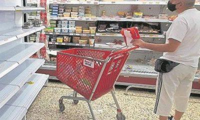 Bloqueos generan escasez de alimentos y combustibles | Economía