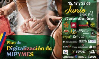 Cámara de Comercio de Arauca, lidera el mes del comercio electrónico.