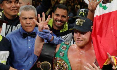 'Canelo' Álvarez vs Billy Saunders: canal que transmite pelea ONLINE