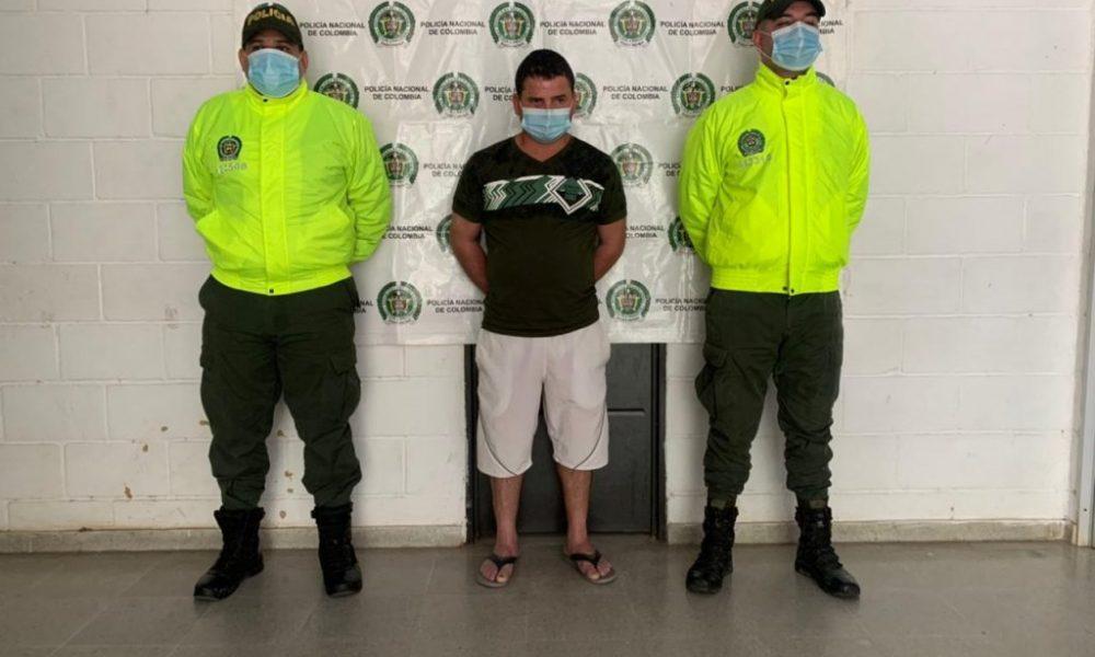 Cárcel para 'Pecoso', presunto coordinador logístico de 'Los Caparros' en Antioquia