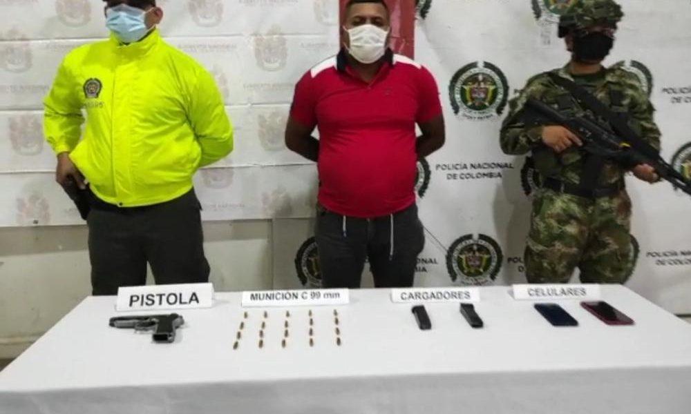 Cárcel para supuesto jefe de sicarios del 'Clan del Golfo', que estaría encargado del denominado 'Plan Pistola' en Córdoba