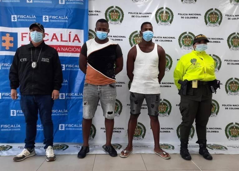 Dos hombres privados de la libertad en Buenaventura por hurto calificado agravado