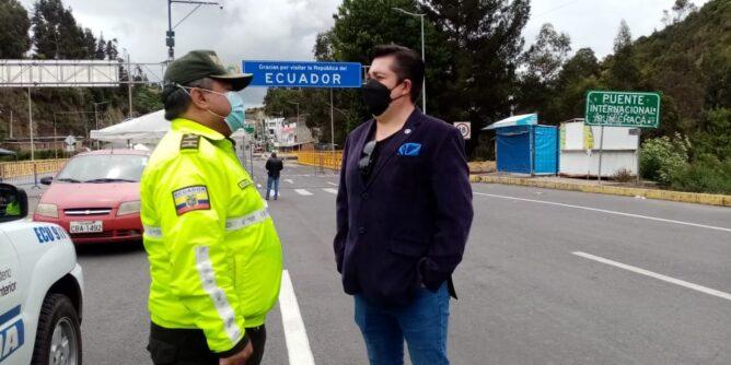 Colombia anuncia la apertura de Rumichaca desde el lunes 17; ¿Ecuador habilitará el paso?