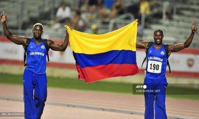 Colombia sumó dos medallas de oro en el Sudamericano de Atletismo
