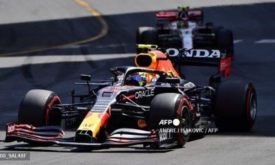Cómo quedó Checo Pérez en el Gran Premio de Mónaco Fórmula 1