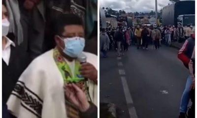 Confusión en Ipiales y Nariño, ni reabrirán el puente Rumichaca ni hay acuerdos para desbloqueo de vías