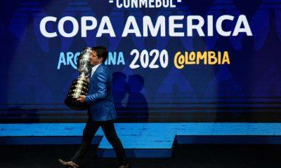 Copa América 2021: Argentina no será sede