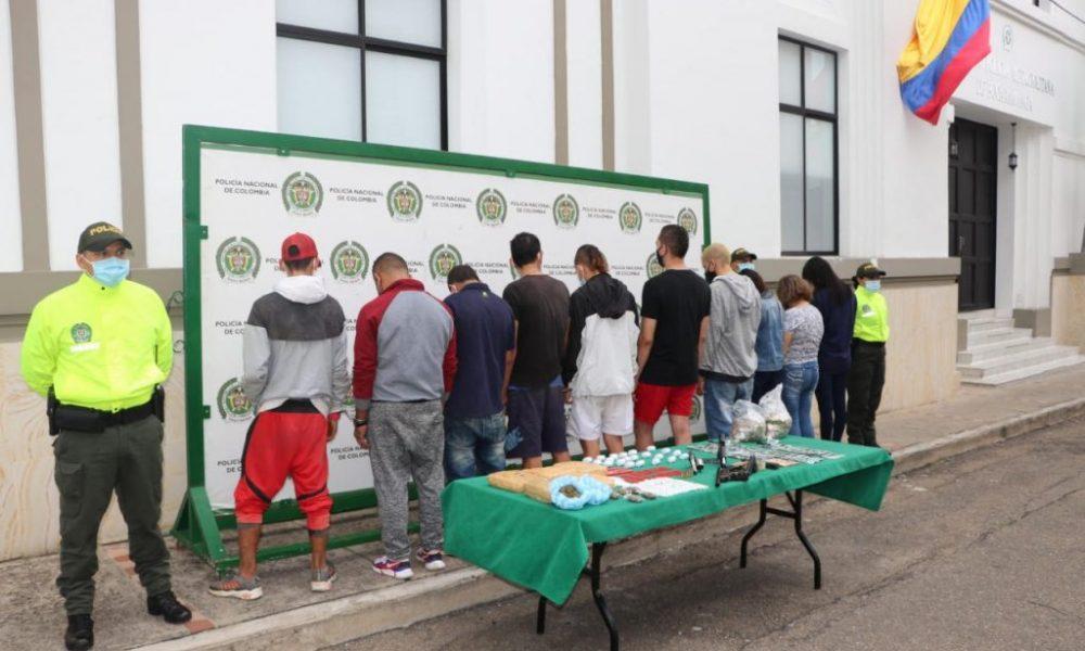 Desarticulada banda Los del Tejar, dedicada al microtáfico en Girón (Santander)