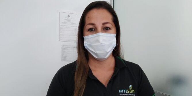 Directora encargada de la empresa Emsan