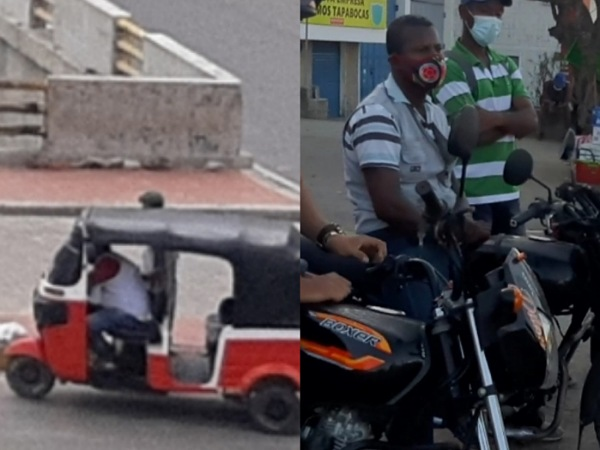 Domingo 30 de mayo día sin moto y lunes 31 sin motocarro en Soledad