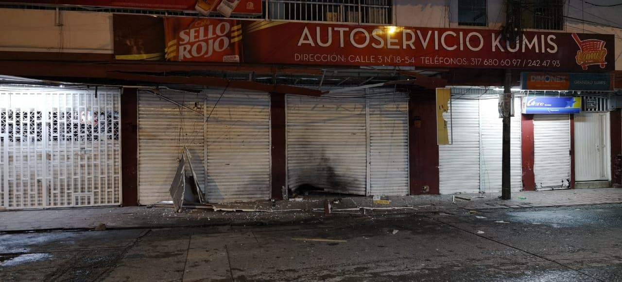 Dos artefactos explosivos sacudieron la ciudad de Buenaventura – Noticias Al Punto Buenaventura