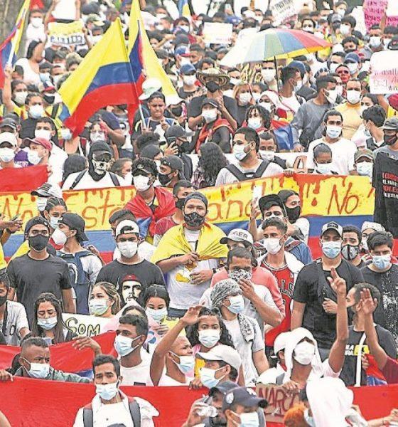 Duque propone diálogo social en medio de manifestaciones | Gobierno | Economía