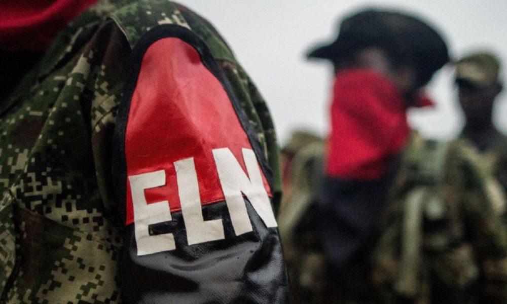 ELN sería responsable de hostigamiento a la fuerza pública en El Tarra