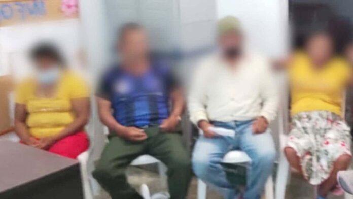 EN CUMARIBO PADRES ENTREGARON A SU HIJA DE 12 AÑOS A UN HOMBRE DE 66 AÑOS A CAMBIO DE UNA HAMACA