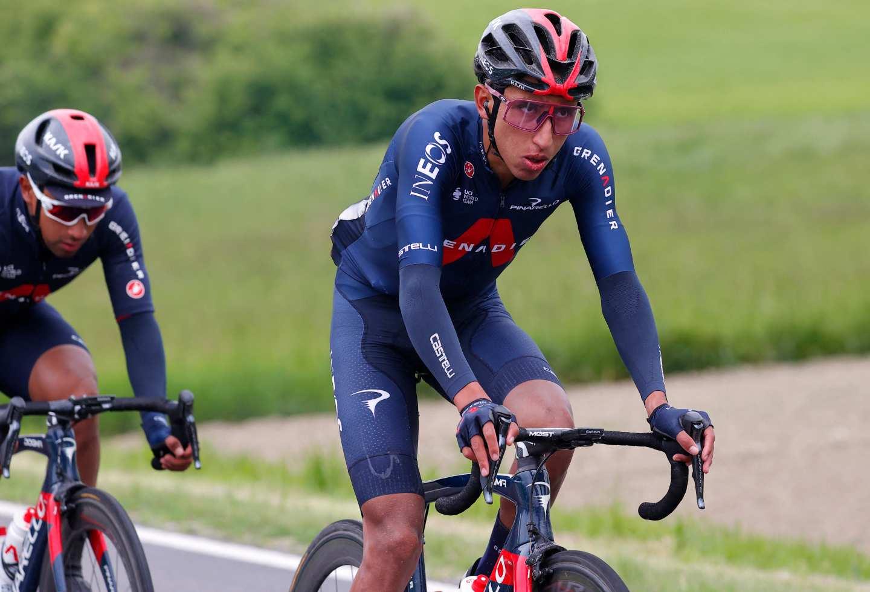 Egan Bernal Giro de Italia: así fue el relato de Antena 2