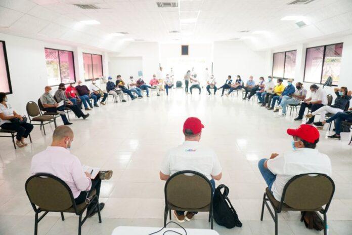 El Comité de Paro en Sucre: «Desde lo local tenemos que construir y buscar solución»