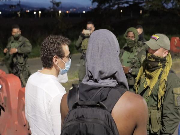 """En Jamundí sí hubo diálogo y además, acuerdo: """"Se levantarán los bloqueos y barricadas de forma escalonada"""""""