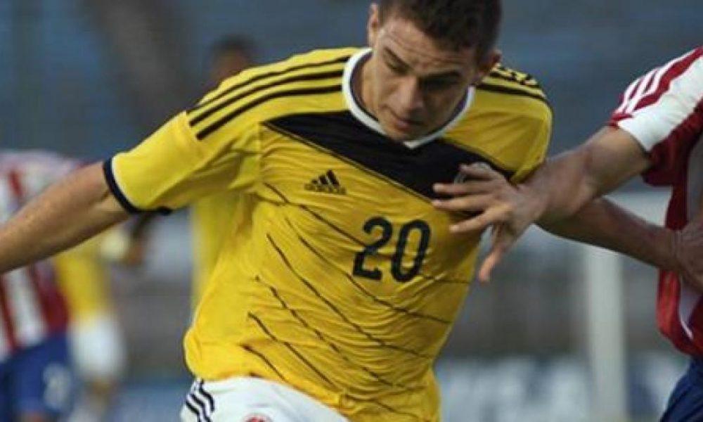 En la Selección Colombia todos tenemos la ilusión de llegar a Catar 2022: Rafael Santos Borré