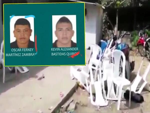 En posible ajuste de cuentas asesinan a presuntos responsables de la masacre de Samaniego