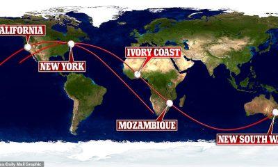 Es probable que un cohete chino fuera de control caiga a la Tierra el sábado