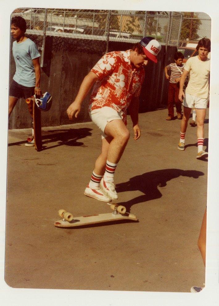 Paul van Doren en los 70
