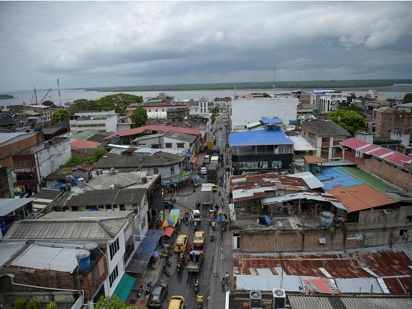 Fatal accidente en Tumaco: moto y carro chocaron con volqueta dejando dos muertos