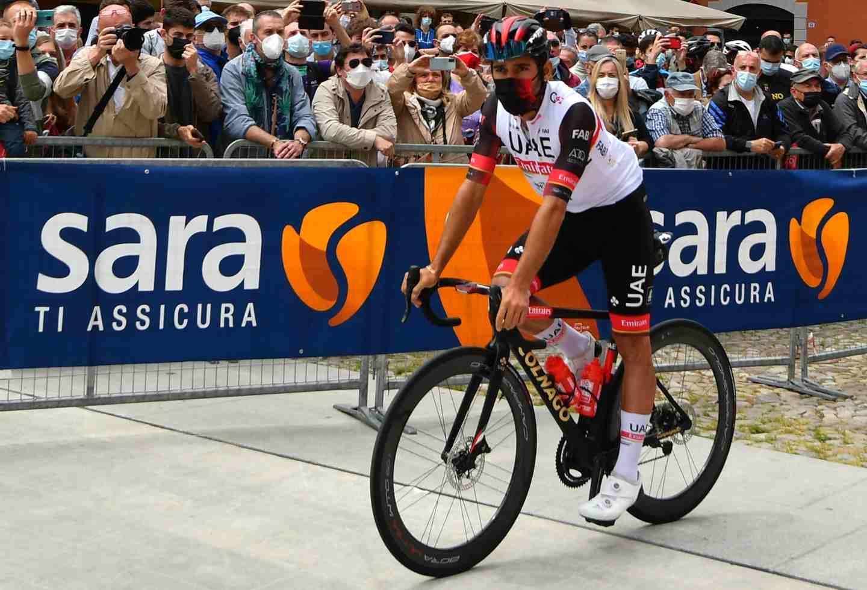 Fernando Gaviria seguirá buscando la victoria de etapa en el Giro