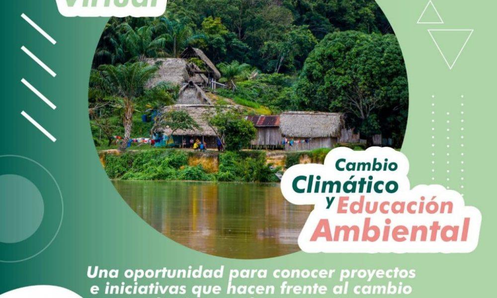 Foro virtual de Educación Ambiental y Cambio Climático