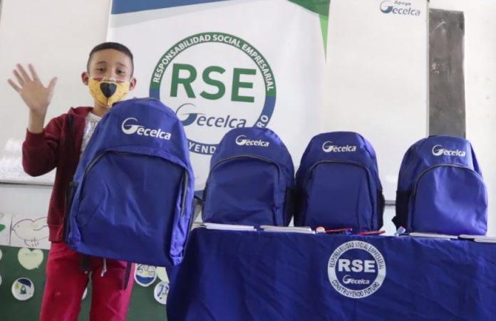 También fueron beneficiados los estudiantes de las sedes rurales de Cuencapa, Casa Japón y Quebrada Andrea.