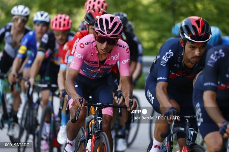 Giro Italia: Egan admite que Yates fue más fuerte y contó lo que pasó