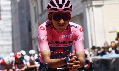 Giro de Italia 2021 EN VIVO: Egan enfrenta al Zoncolan; Etapa 14